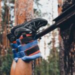 Инверсионные ботинки внизголовой